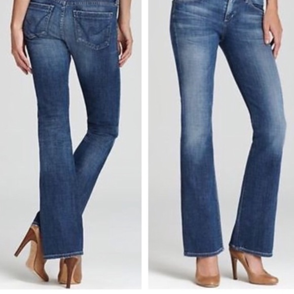 88ff6af0f3e Citizens Of Humanity Denim - Citizen of Humanity Dita Petite Bootcut Jeans